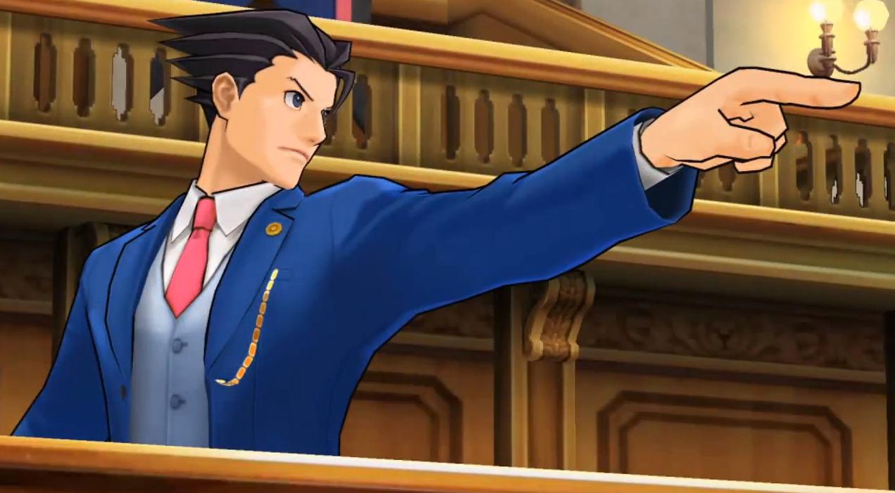 Phoenix Wright: Ace Attorney - Dual Destinies (2013)