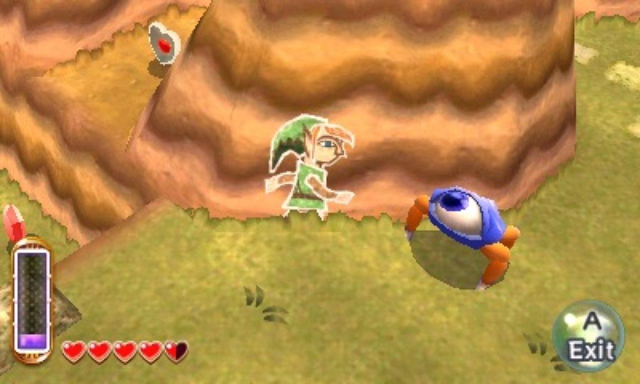 The Legend of Zelda: A Link Between Worlds (2013)