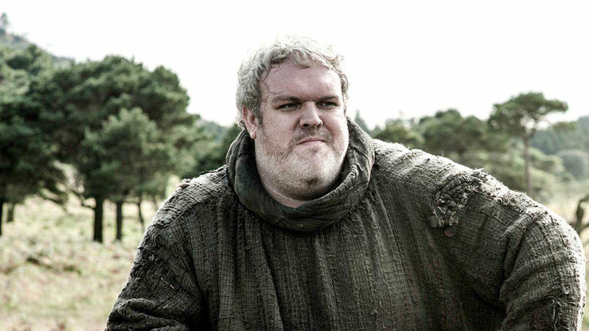 Kristian Nairn in Game of Thrones