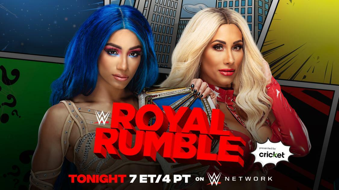 For the Smackdown Women's Championship