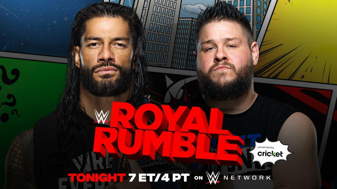 Last Man Standing match for the Universal Championship