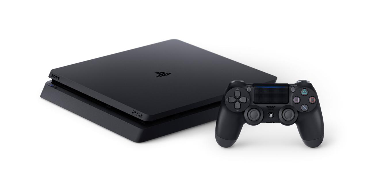 Sony updated all PS4s to support HDR.