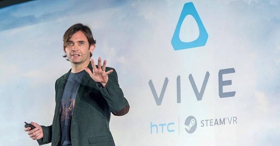 HTC Vice President of Global VR Content Joel Breton