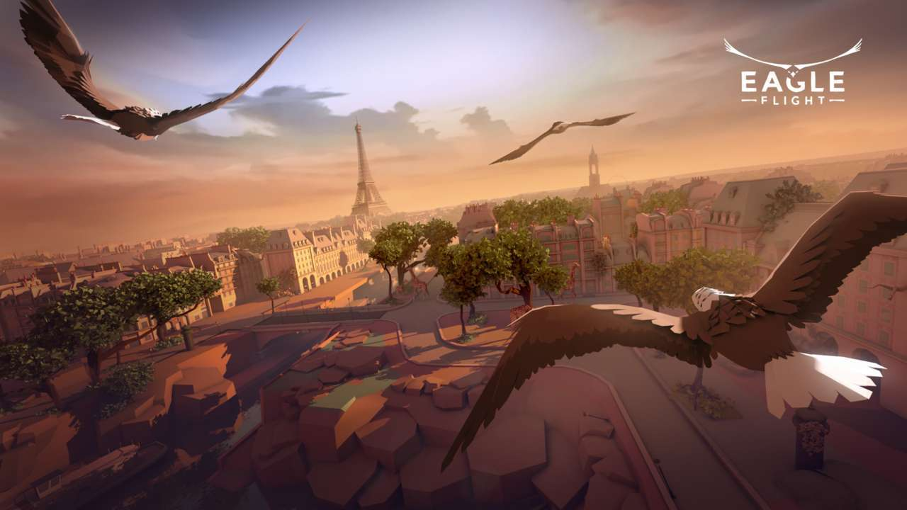 Ubisoft's Eagle Flight was one of the first VR games from a major publishing company.