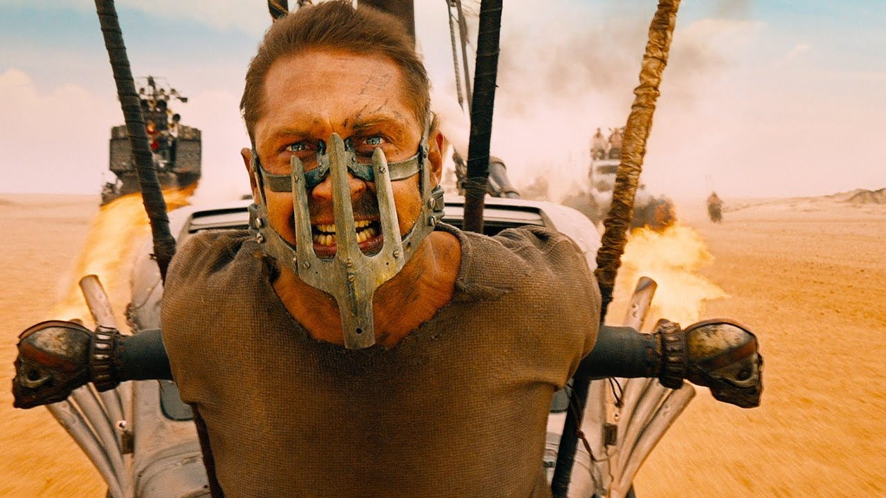 Mad Max: Fury Road is one of the best movies to support 4K HDR.