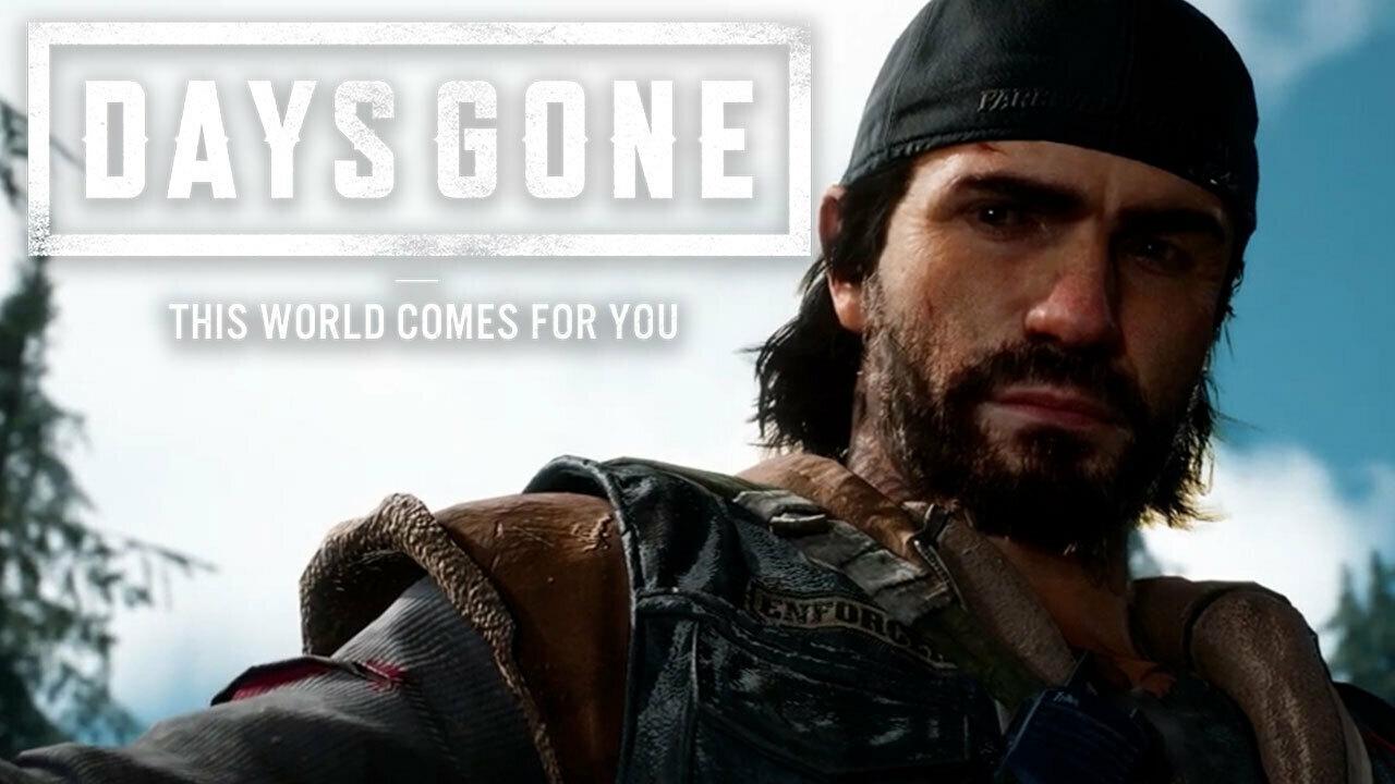 Days Gone - Launch Trailer