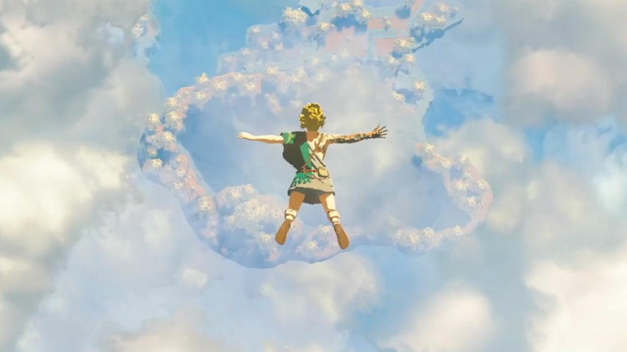The Legend of Zelda: Breath of the Wild 2 Gameplay Trailer   Nintendo E3 2021