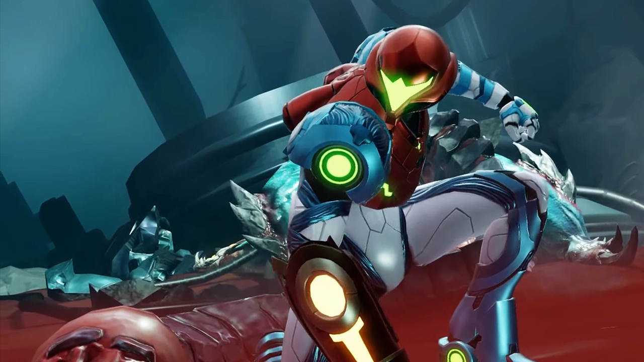 Metroid Dread Early Look 2 | Nintendo E3 2021
