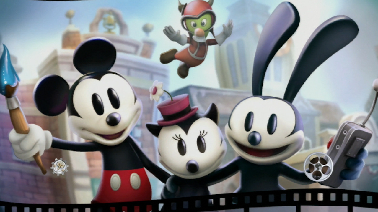 Disney's Epic Mickey: The Power Of Two was the last game Spector was all-in on. Much different from System Shock.