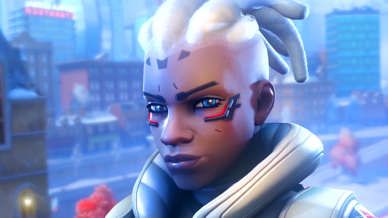 Sojourn will join the roster of heroes for Overwatch 2