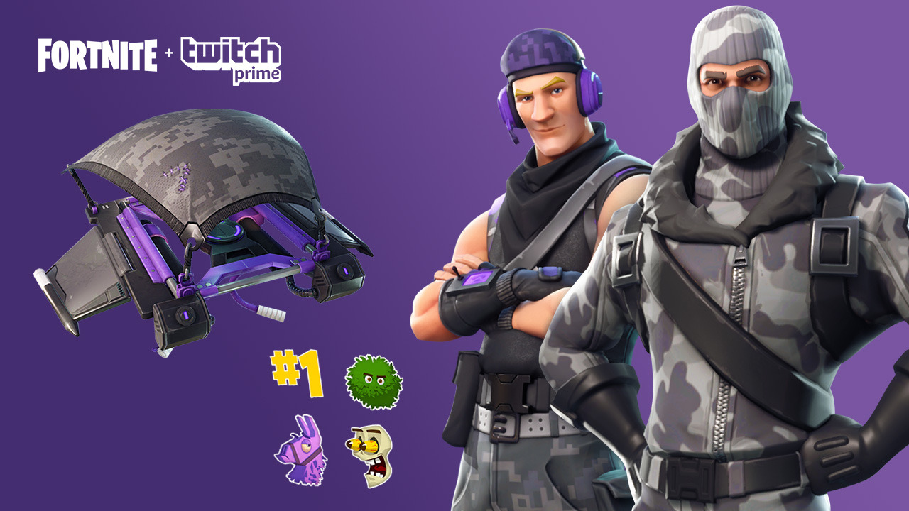 Free Fortnite Skin Claim A Free Fortnite Twitch Amazon Prime Skin And Pickaxe Right Now Gamespot