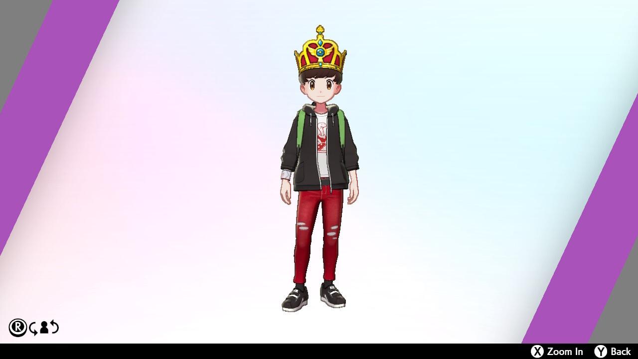 Replica Gold Crown