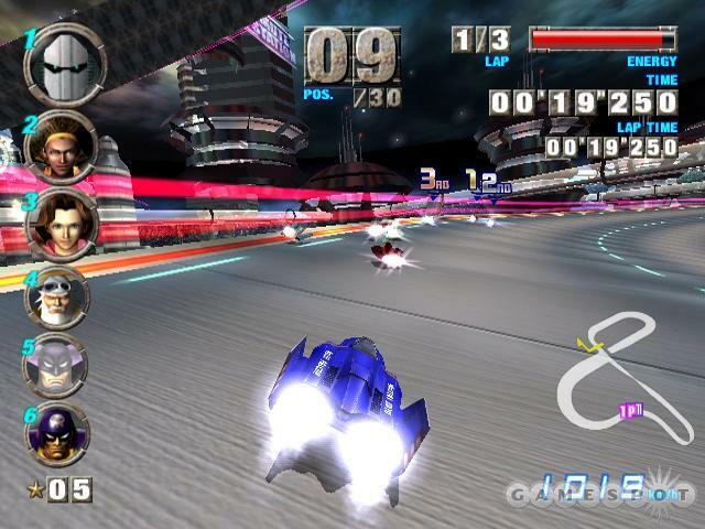F-Zero GX on GameCube