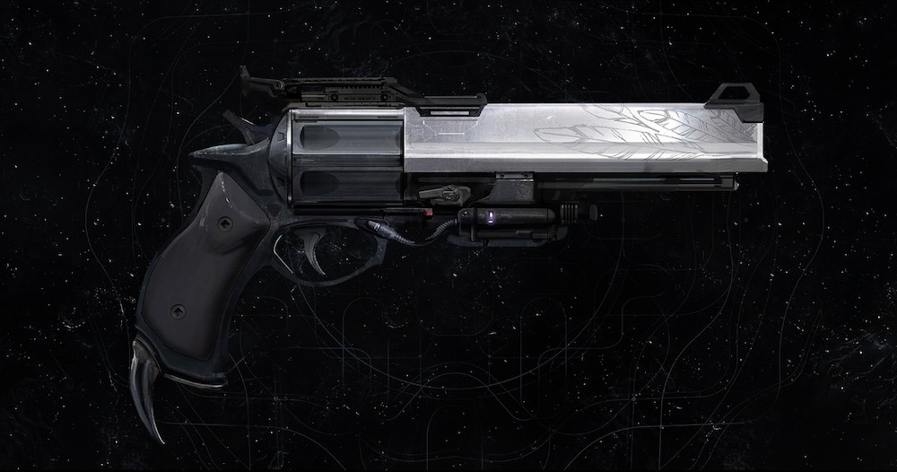 Hawkmoon is making its return to Destiny 2 in the Beyond Light expansion, due this fall.