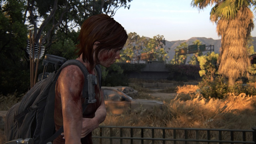 Once again, Ellie's quest nearly kills her in Santa Barbara.