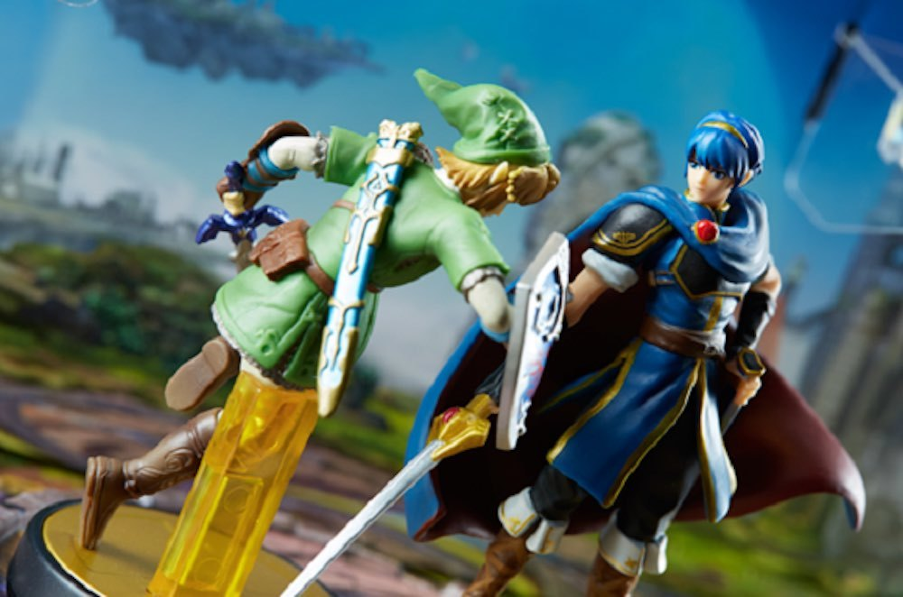 For Amiibo trainers, all the work and skill is pressed into