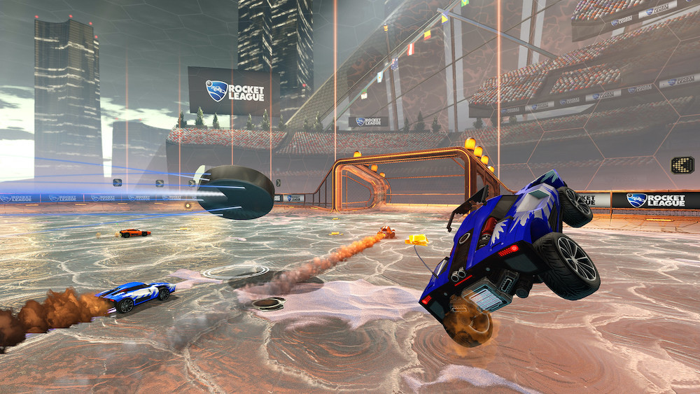 Snow Day started its life as a short-term Rocket League event, but fan enthusiasm has kept it in the game and created a competitive scene all its own.