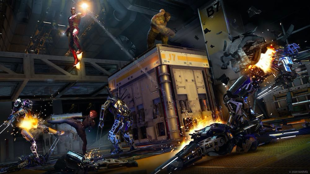 Marvel's Avengers Will Be More Involved Than Its Beta Suggests - GameSpot