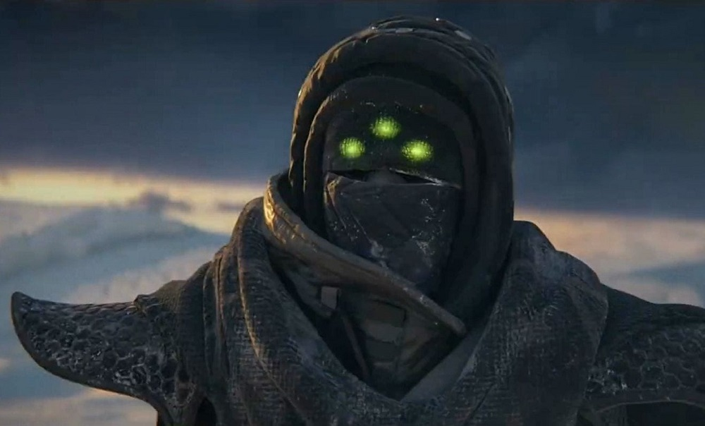 Eris Morn is a Destiny character closer to the Darkness and other evils than any other.