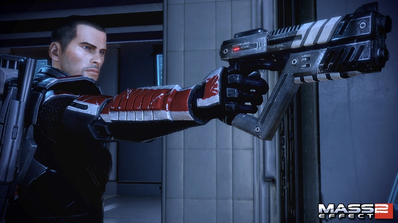 Players tend to shy away from Mass Effect 2's Renegade choices, even though they usually favor directness over diplomacy rather than a truly evil path.