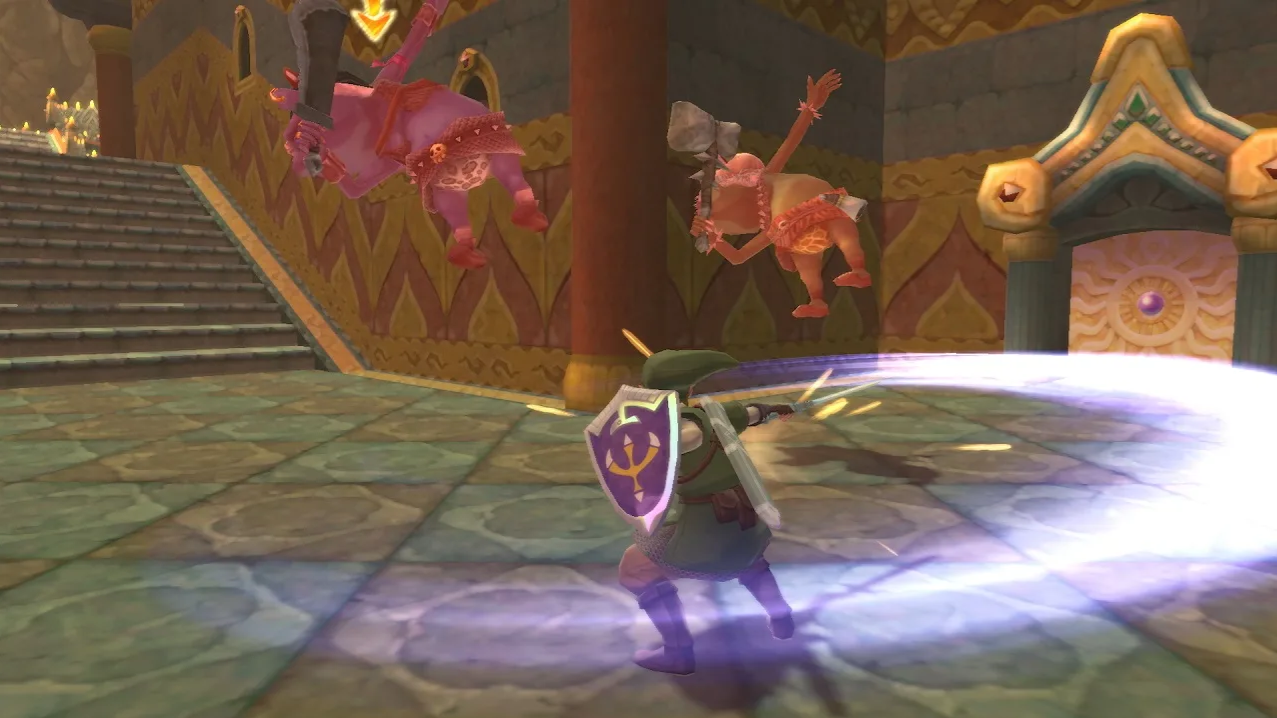 With two possible control schemes and a bunch of big areas to uncover, there's a lot that can be confusing about Skyward Sword.