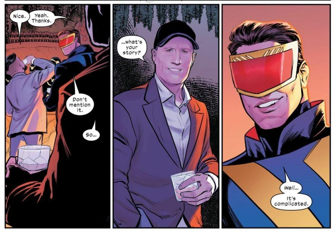 X-Men #21, Marvel Comics