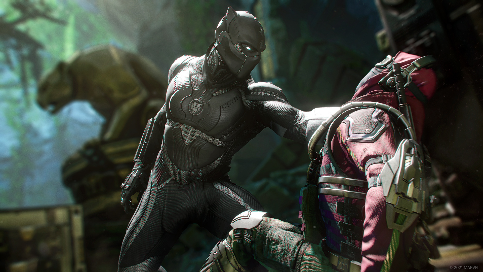 Marvel's Avengers: War For Wakanda Looks Like The Black Panther Game You  Wanted - GameSpot