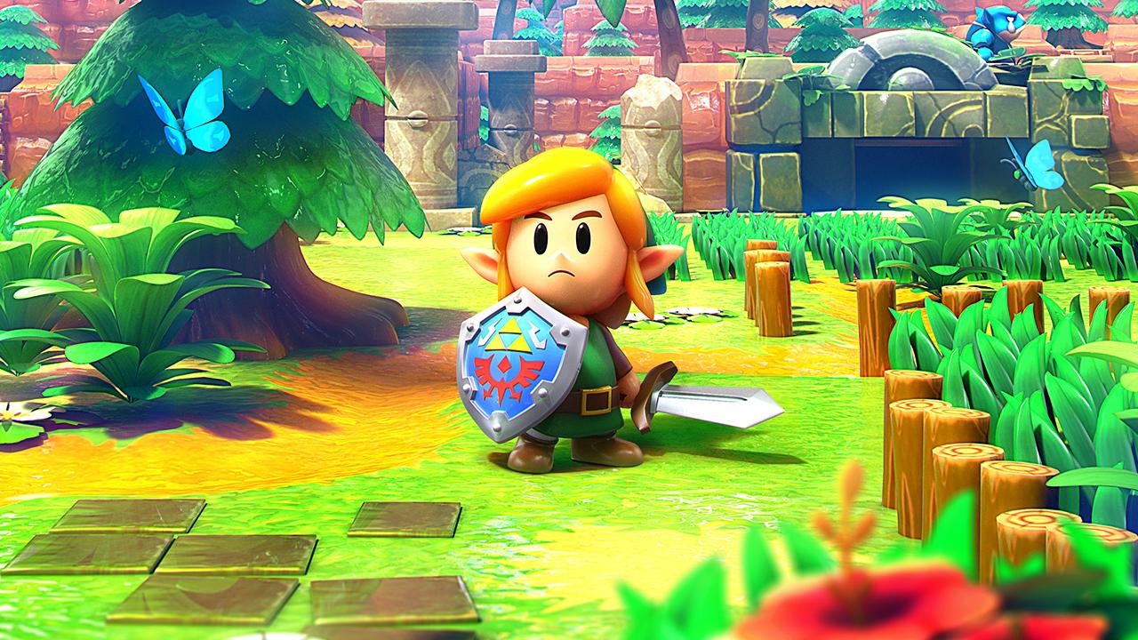 La Légende de Zelda : Link's Awakening