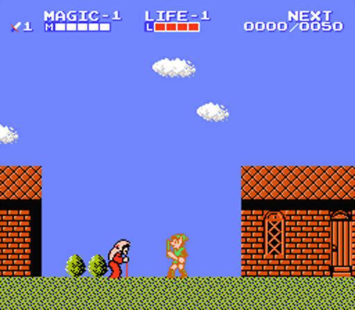 Zelda 2 : Aventure de lien