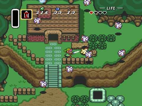 La légende de Zelda : un lien vers le passé