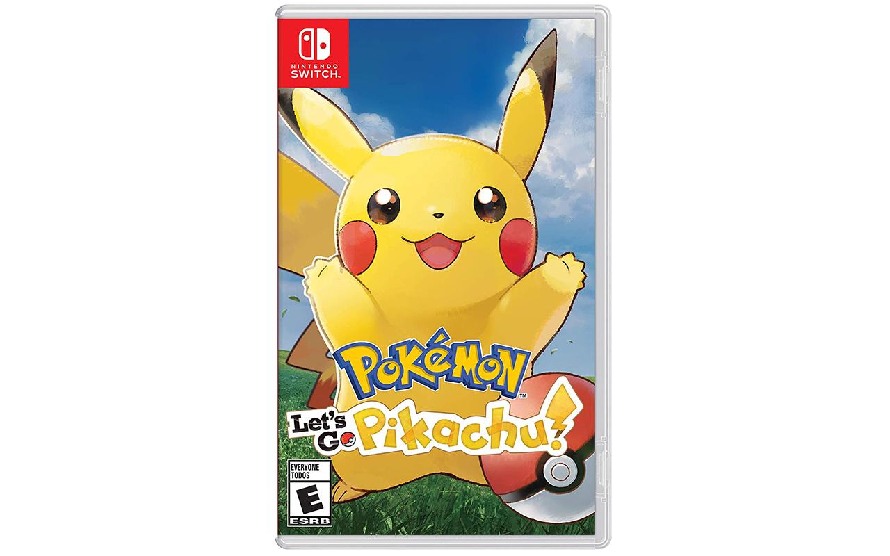 Pokemon: laten we gaan