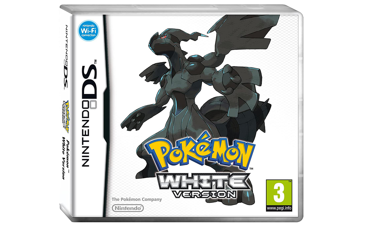 pokemon zwart en wit