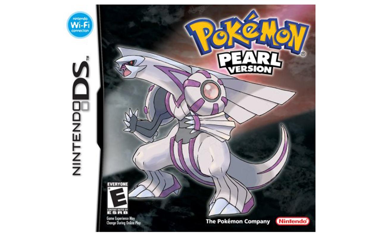 Pokemon Diamond en Pearl