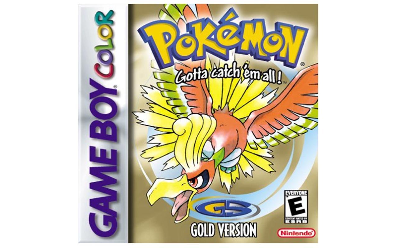 Pokemon Goud en Zilver