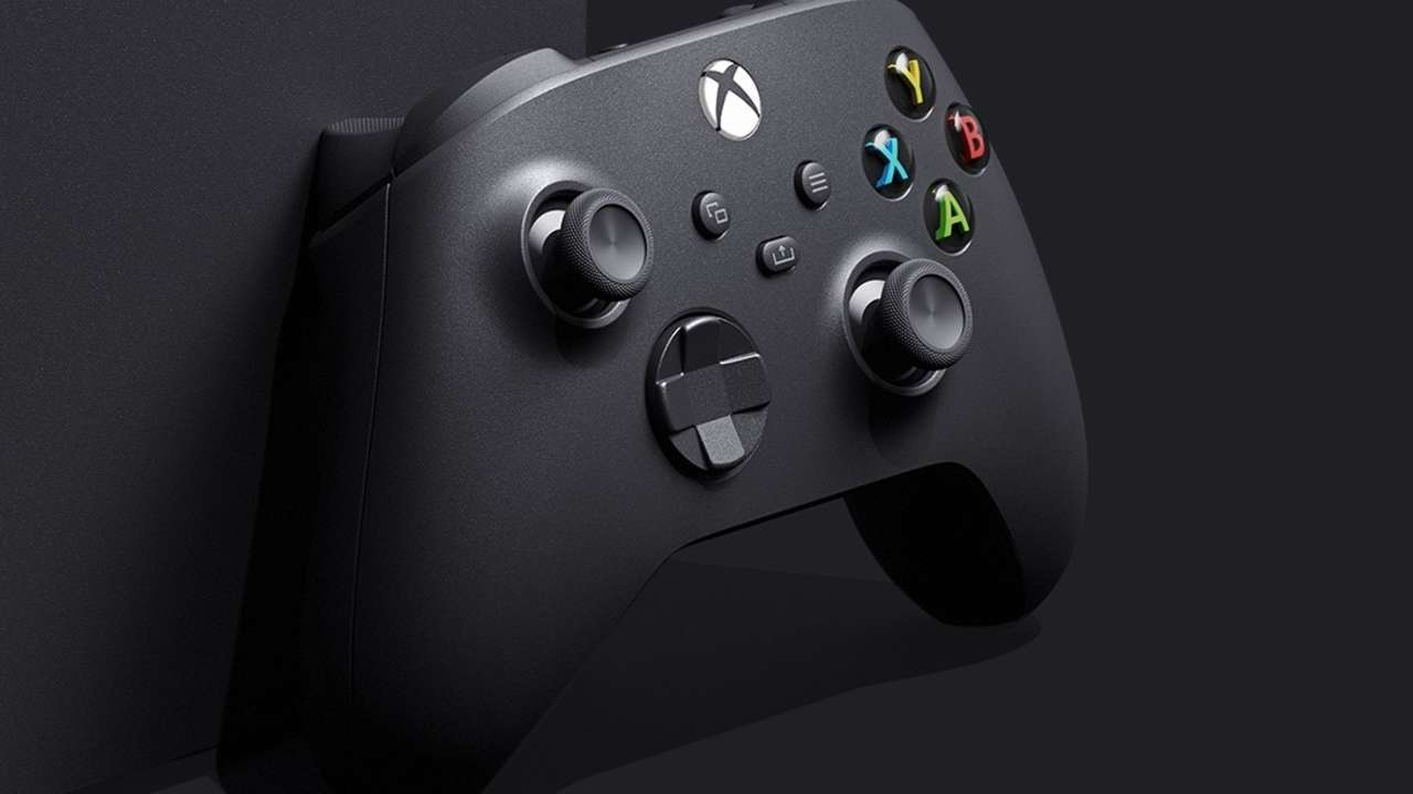The Xbox Series X controller is designed almost exactly like its predecessor.