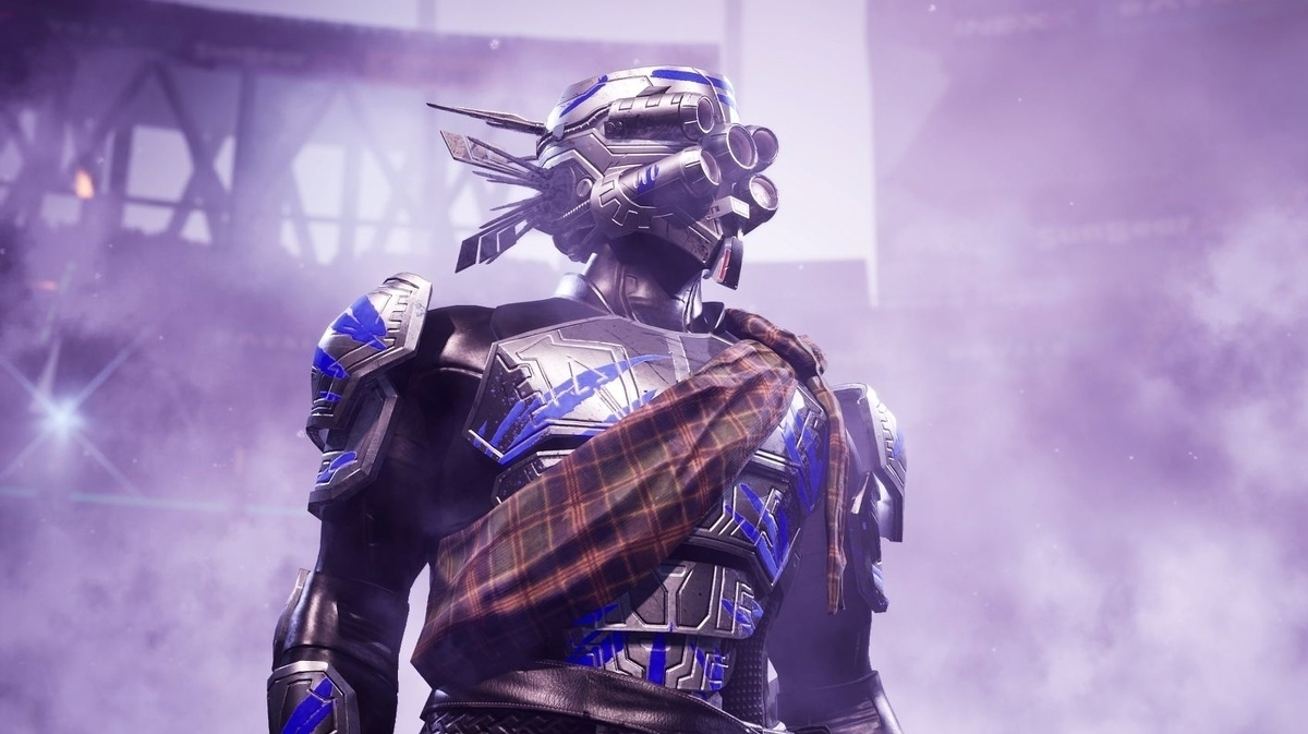 Destruction AllStars Season 1 introduces Alba, a fierce competitor from Scotland that uses a badass-looking battle suit.
