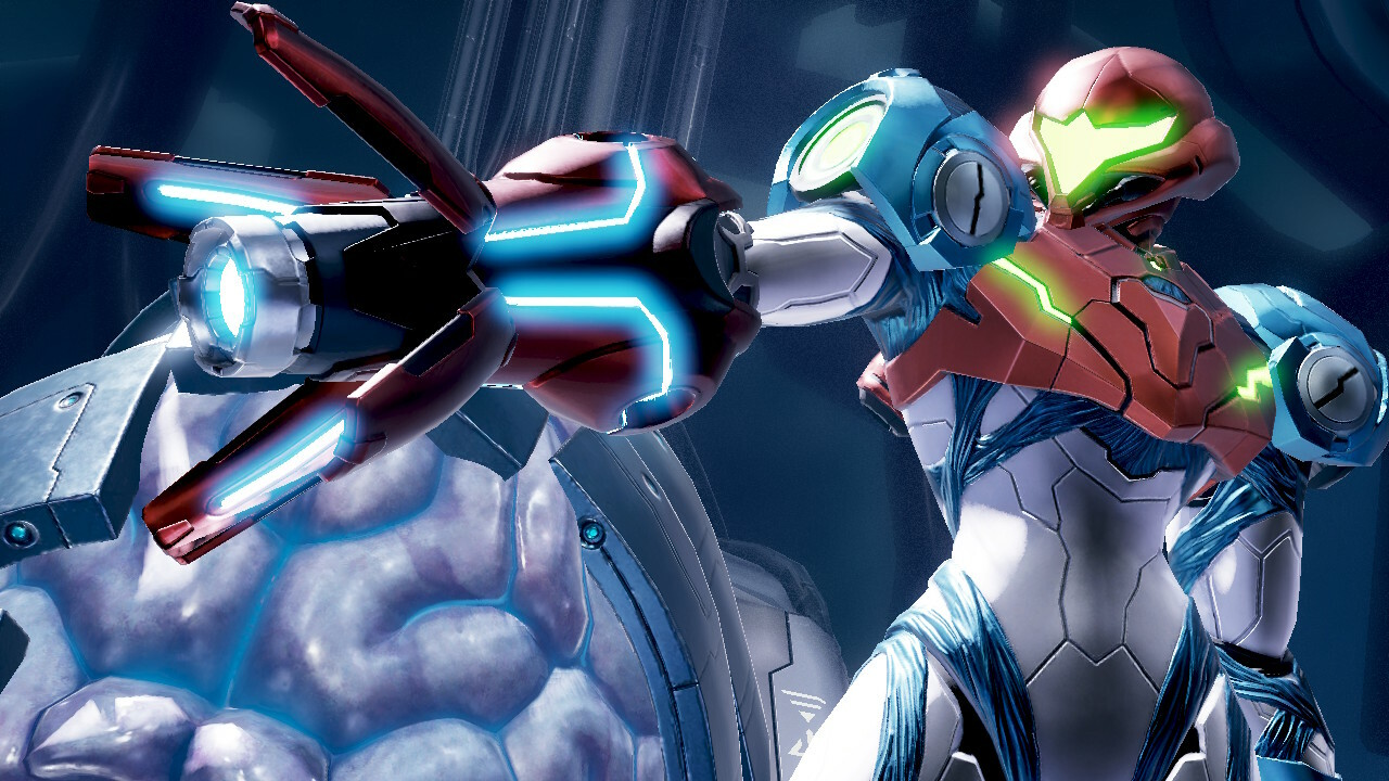 The EMMI can't be scary because you realize within the first hour of Metroid Dread that they can be killed quite easily.