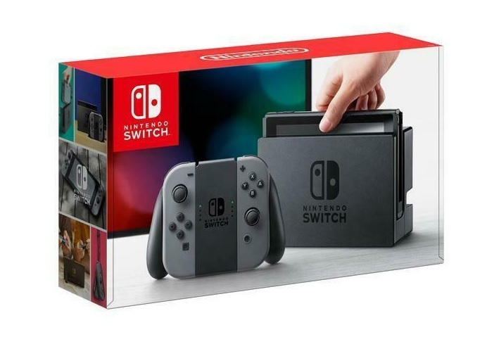 Nintendo Switch - $265 (was $300) at Ebay