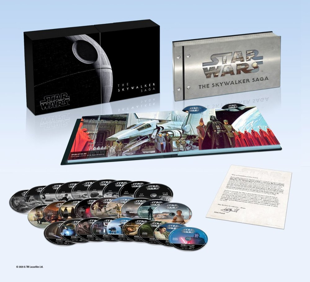 Star Wars 9-movie collection - Only at Best Buy