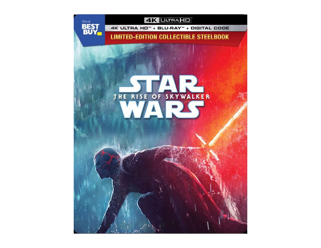 The Rise of Skywalker steelbook edition - Only at Best Buy