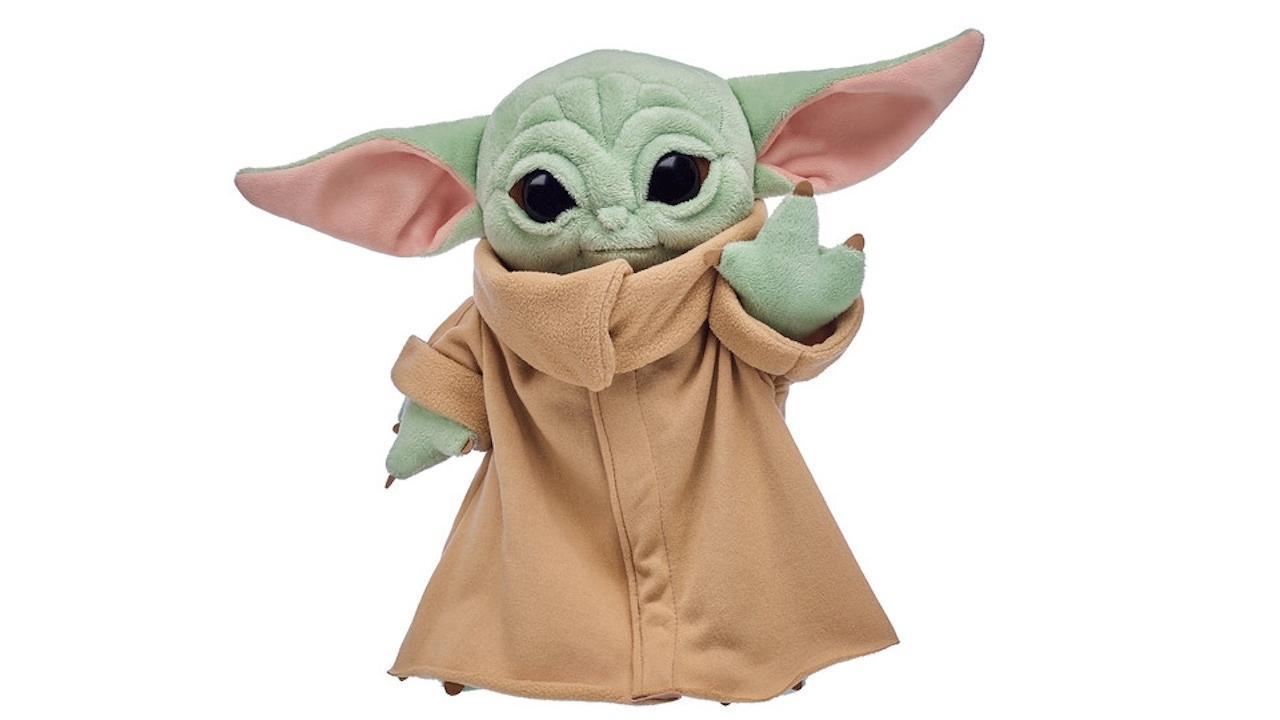 Build-A-Bear Baby Yoda is finally revealed