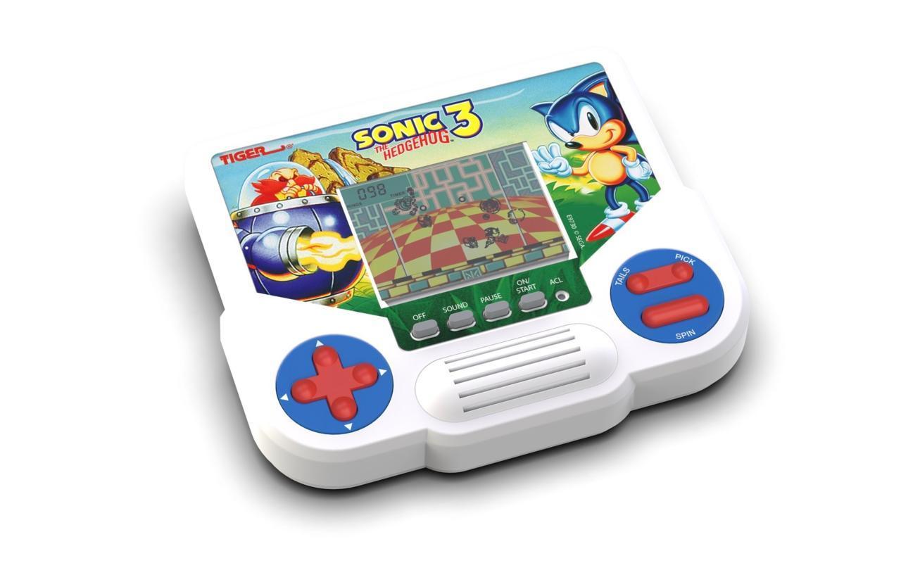 Tiger Electronics Sonic the Hedgehog 3