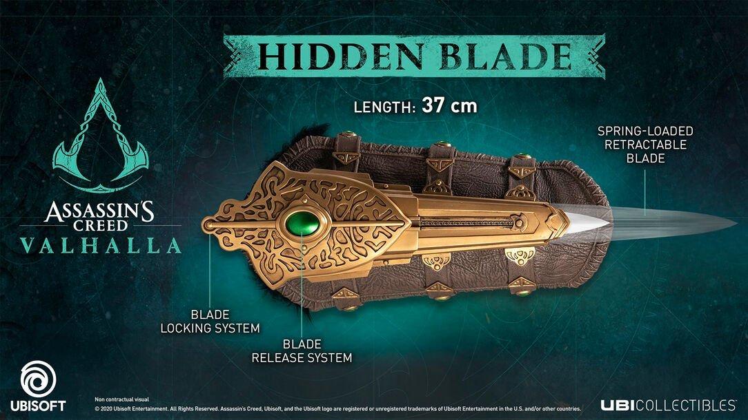 Assassin's Creed Valhalla - Hidden Blade