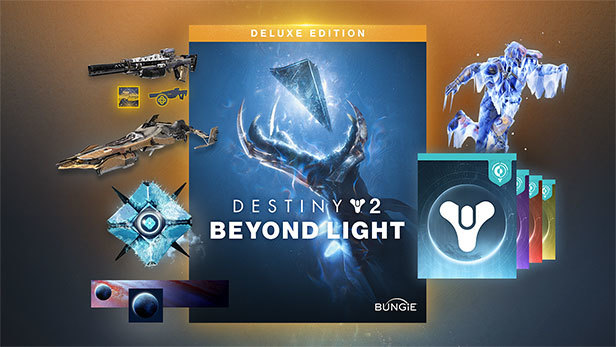 Destiny 2: Beyond Light Digital Deluxe edition is available for $70