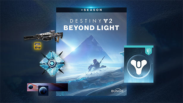 The new Destiny 2 expansion with access to Season 12 is $50