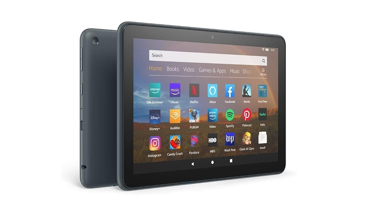Amazon Fire HD 8 tablet (2020) - $60 (was $90)