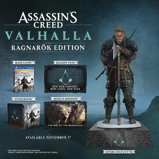 Assassin's Creed Valhalla Ragnarok Edition