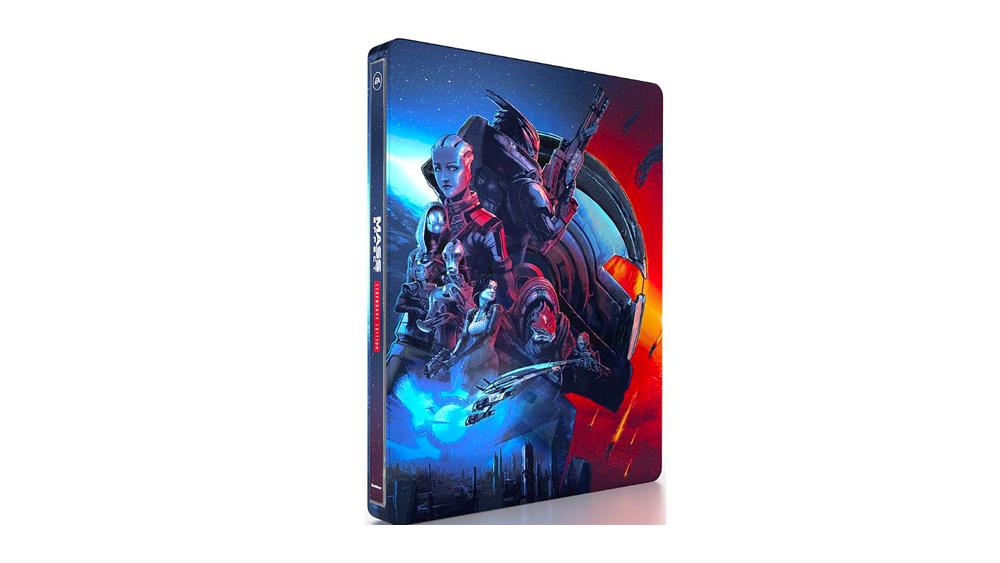 Best Buy preorder bonus - Steelbook case
