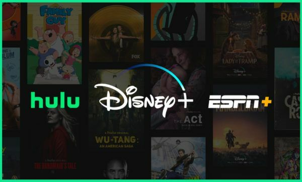 The Disney Bundle includes Hulu, Disney+, and ESPN+ starting at $14/month.