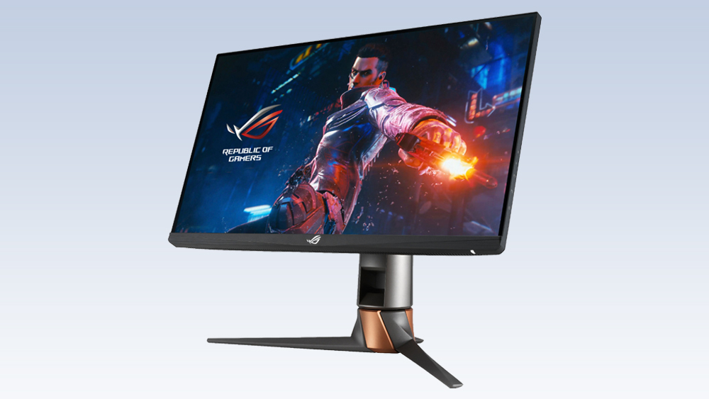 The Asus ROG Swift PG259QN is an ultra-fast IPS monitor with a 360Hz refresh rate and 1ms response time.